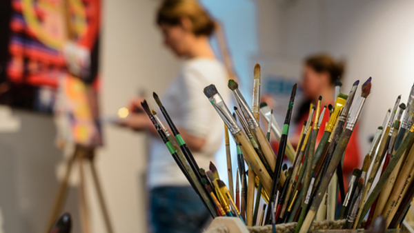 Art Group for North Hertfordshire Residents