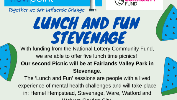 Read: Lunch and Fun in Stevenage