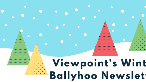 Viewpoint's Winter Ballyhoo Newsletter 2020